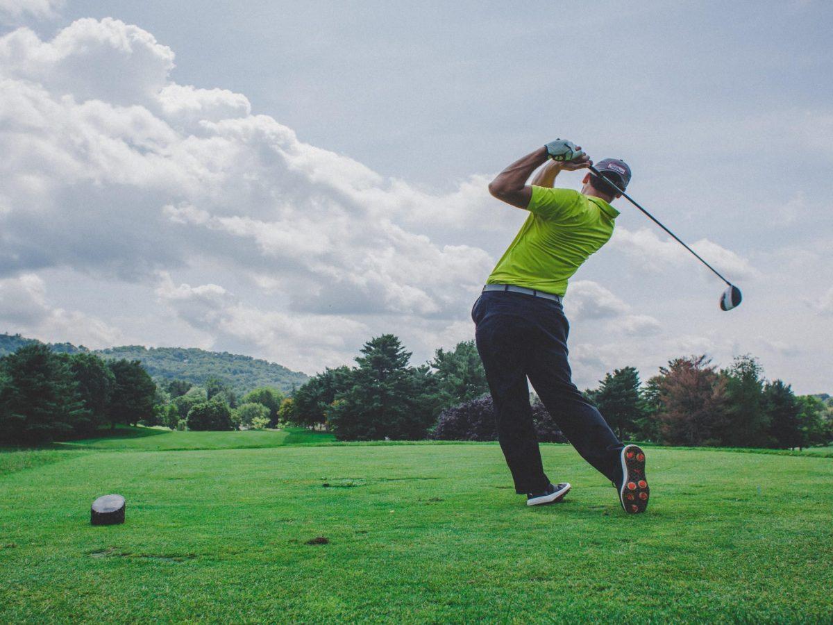 Presidential Golf Day Angola