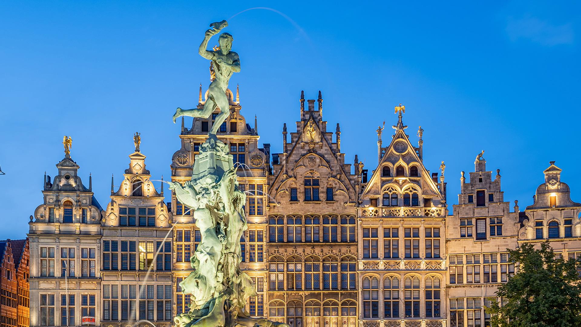 Tourisme en Belgique