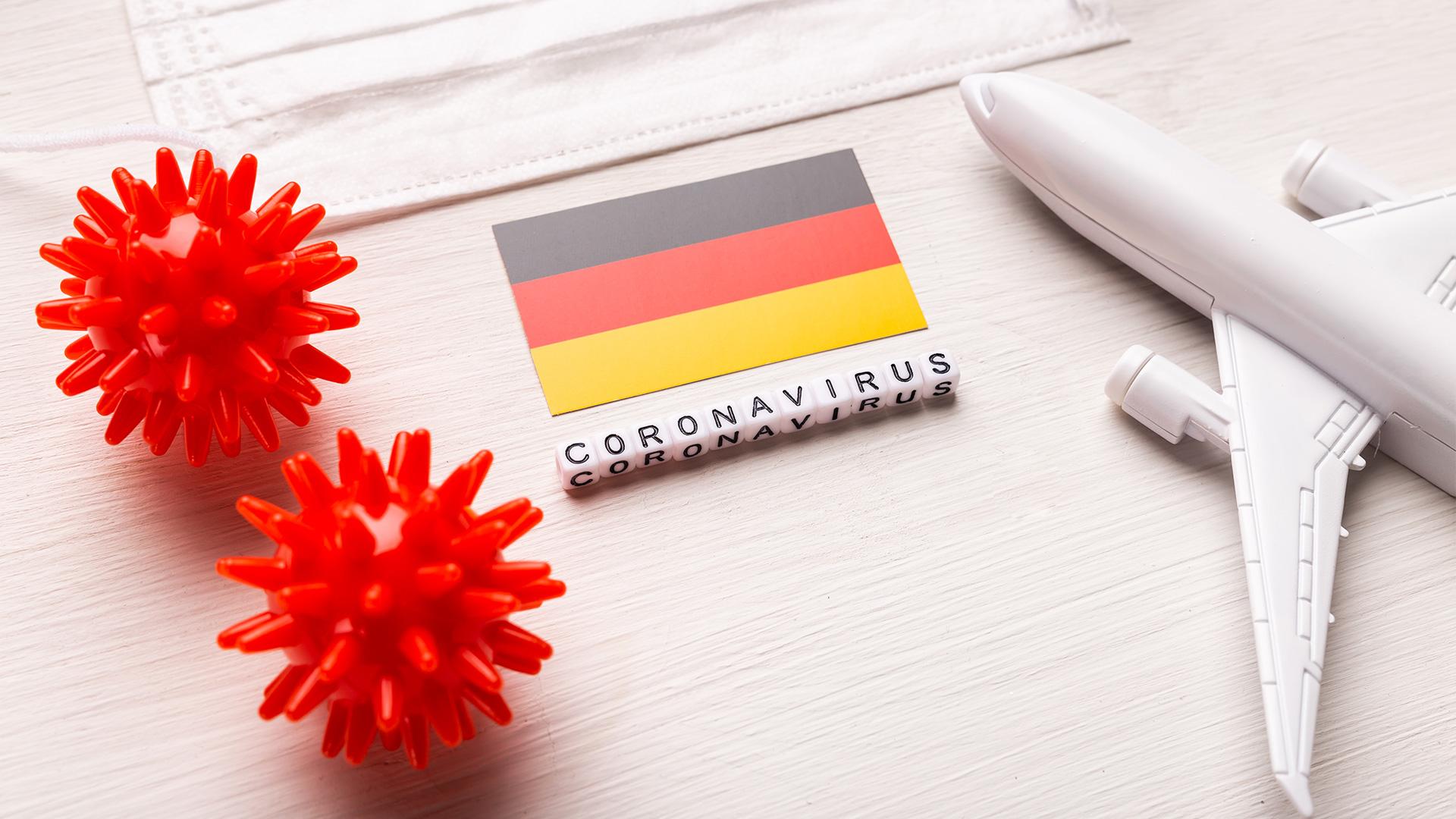 Deutschland hat die Quarantänevorschriften gelockert, um den Menschen das Reisen zu erleichtern