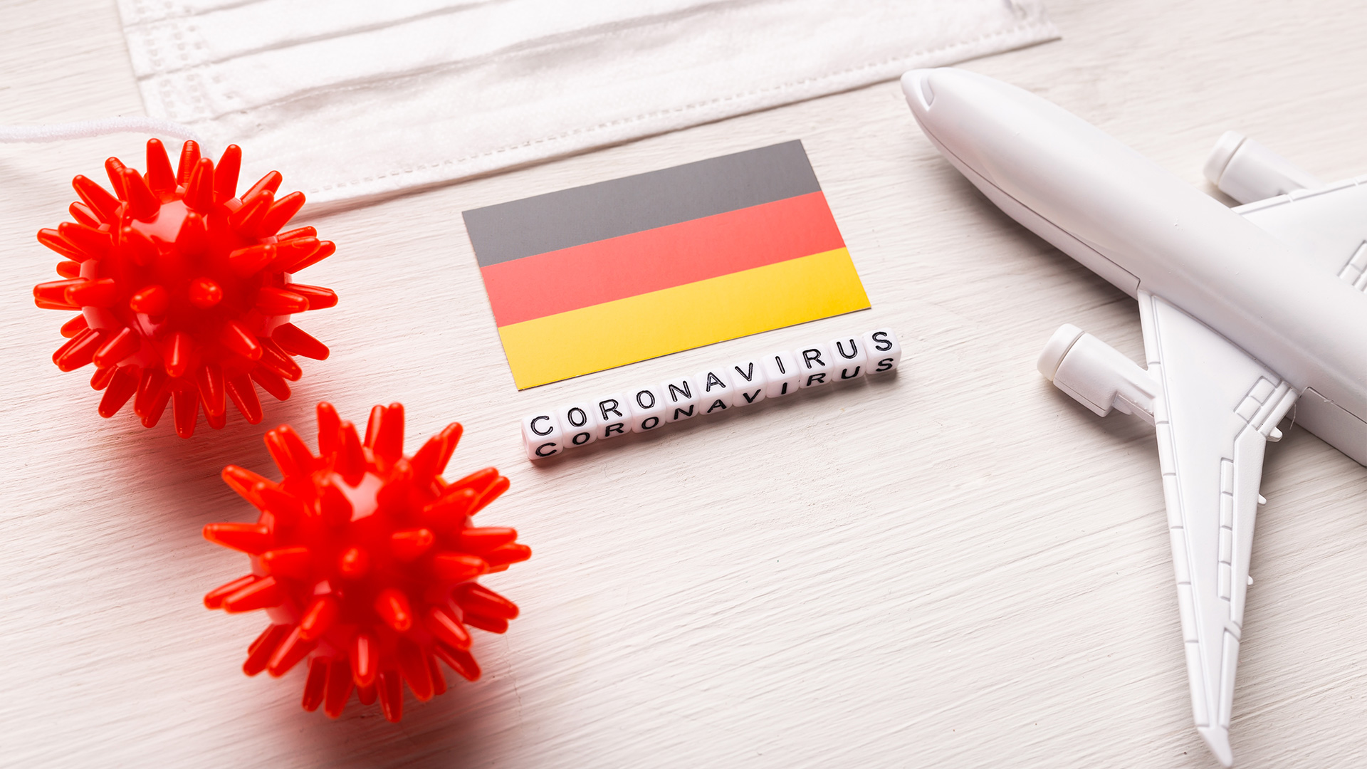Germany has relaxed quarantine regulations, making it easier for people to travel