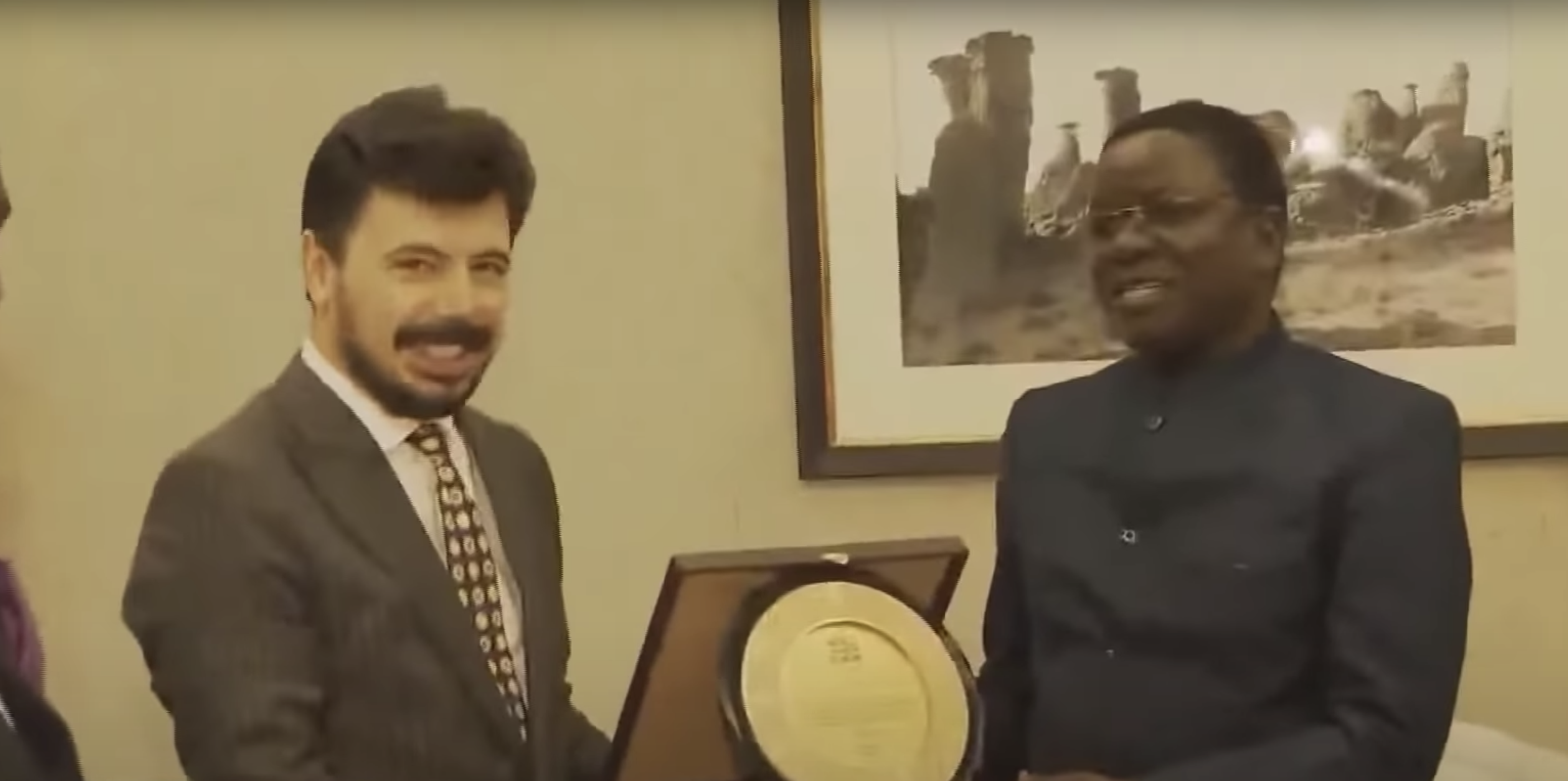 Bulut BAĞCI met with the Chadian Prime Minister