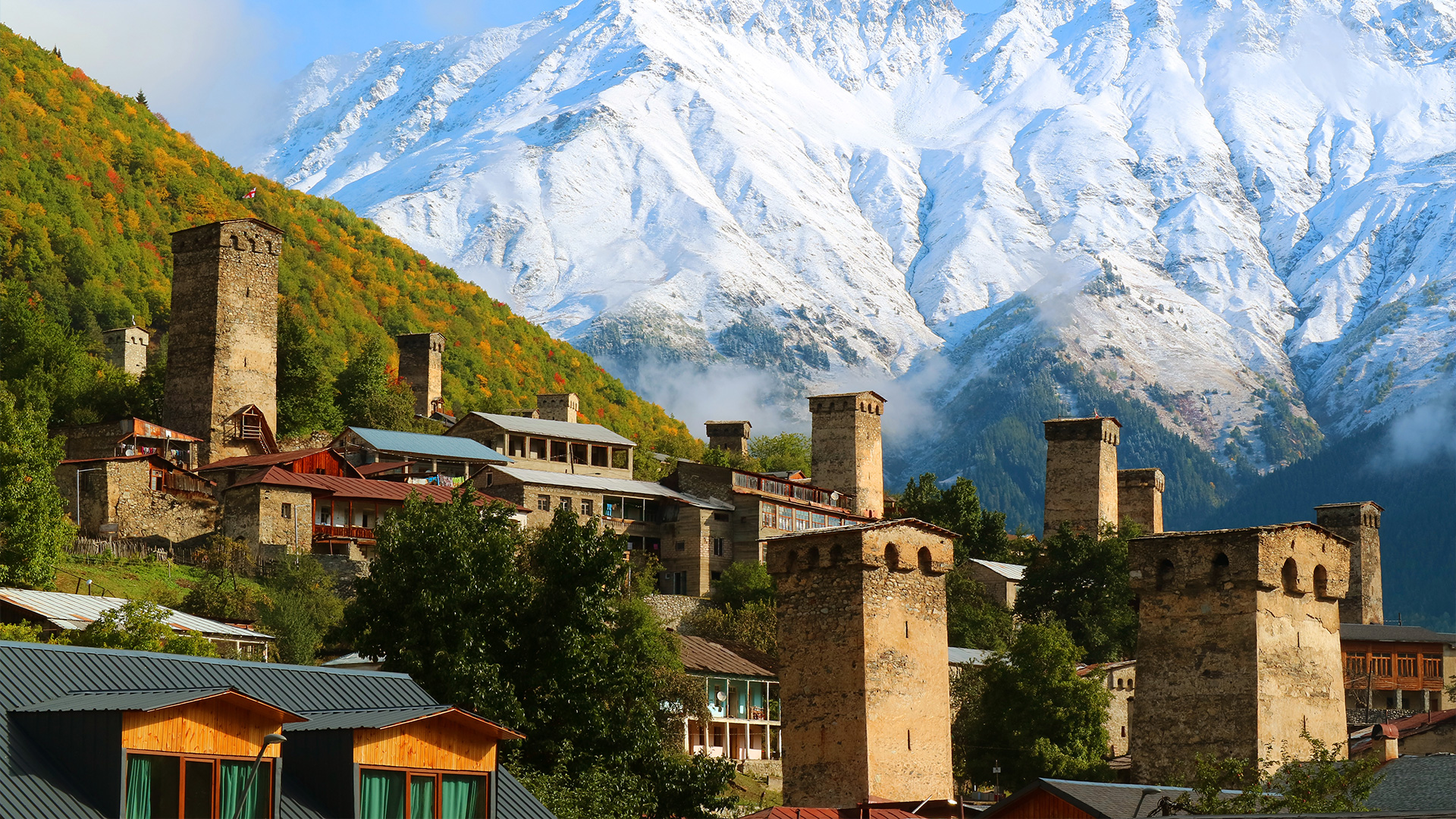 Tourism in Georgia