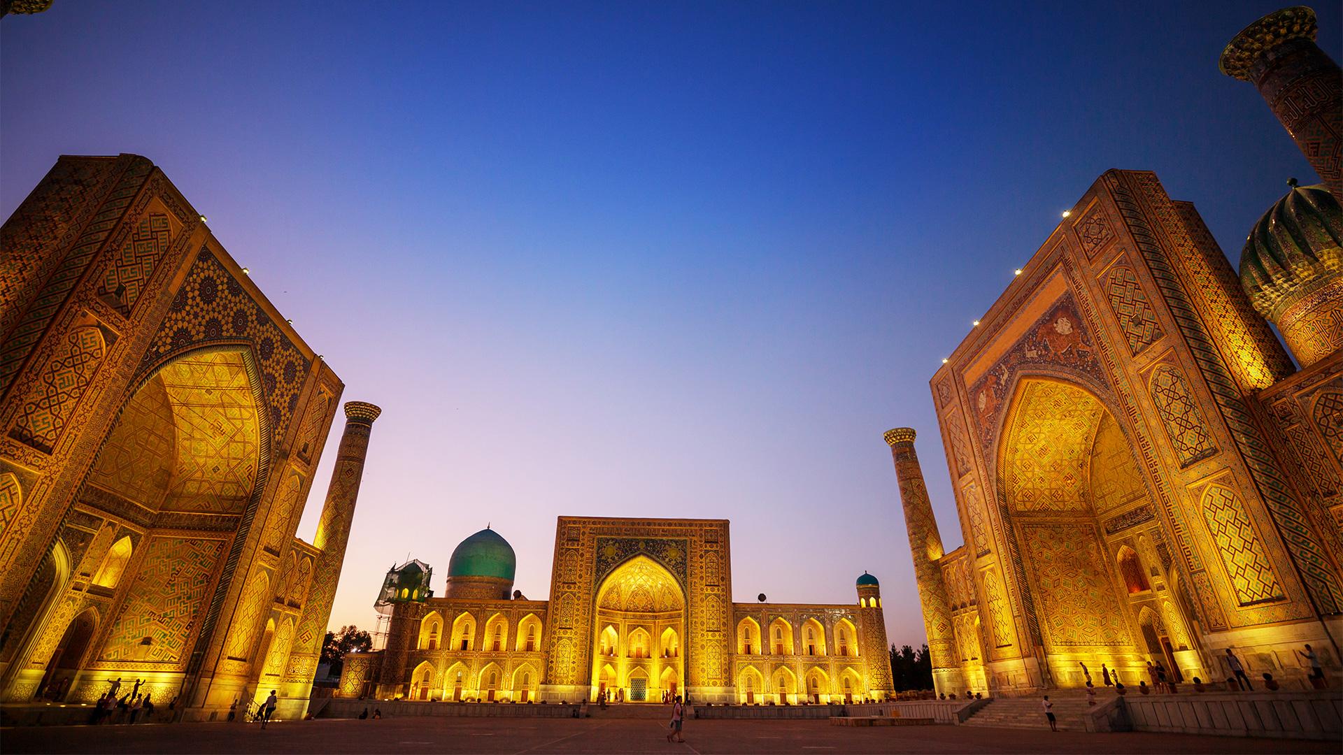 Tourism in Uzbekistan
